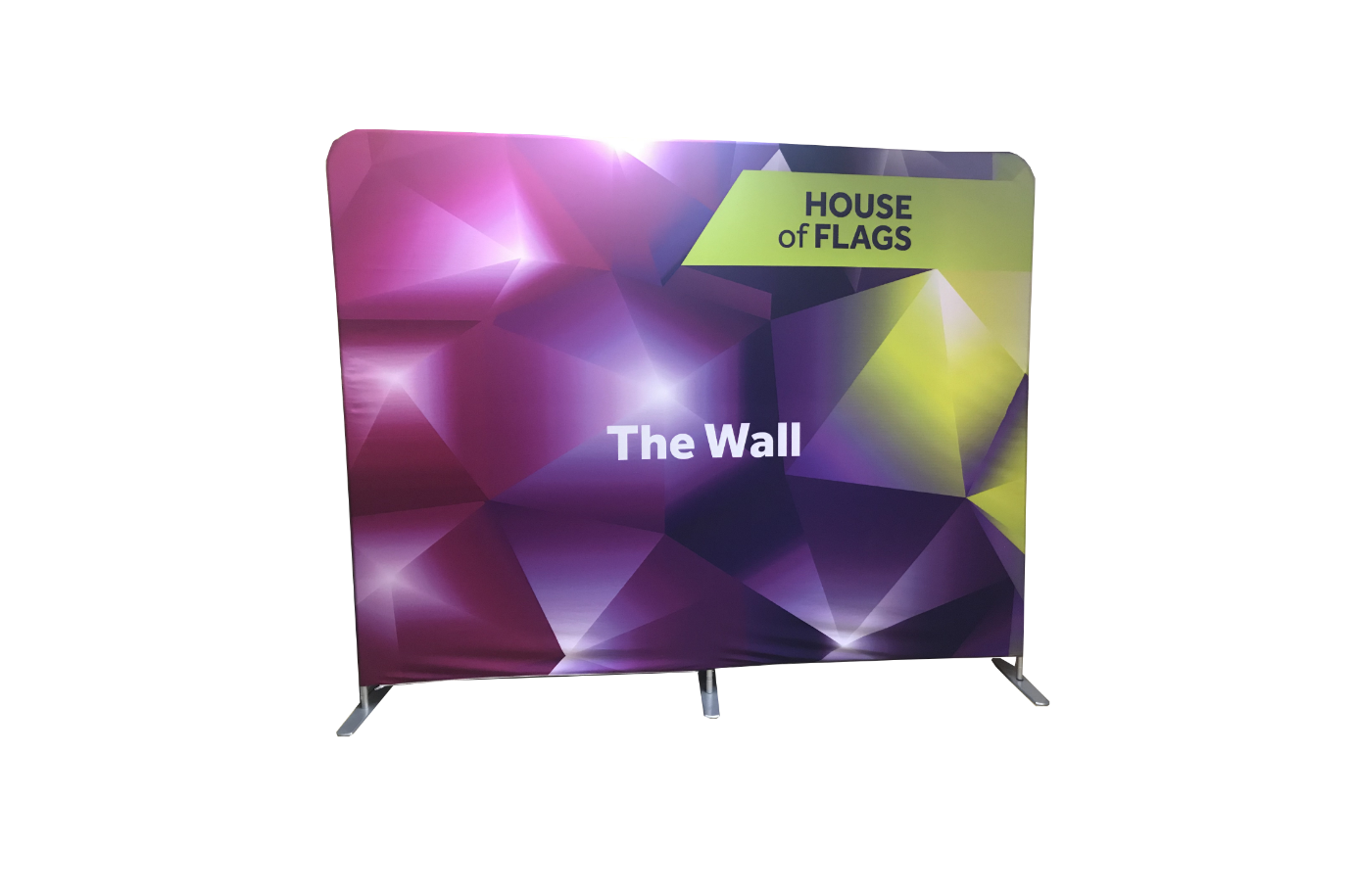 fabric tension display stand