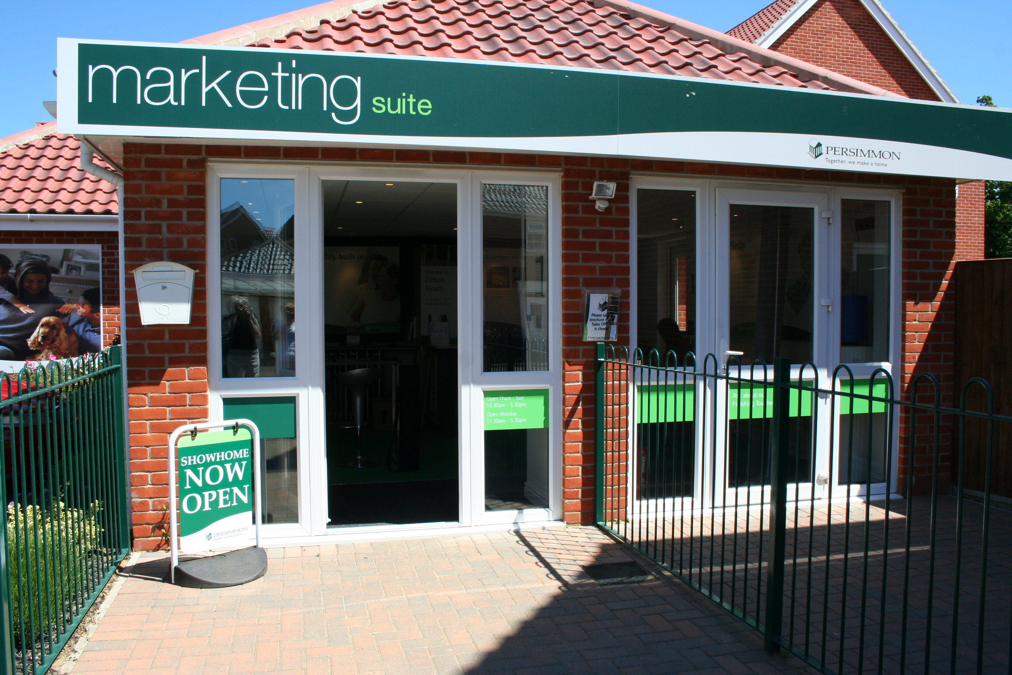 new homes marketing suite