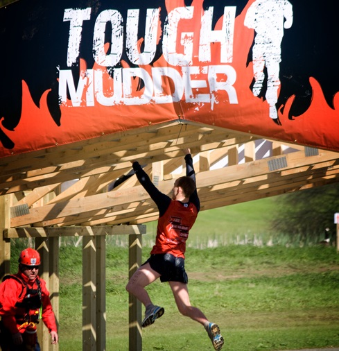 tough mudder pvc banner